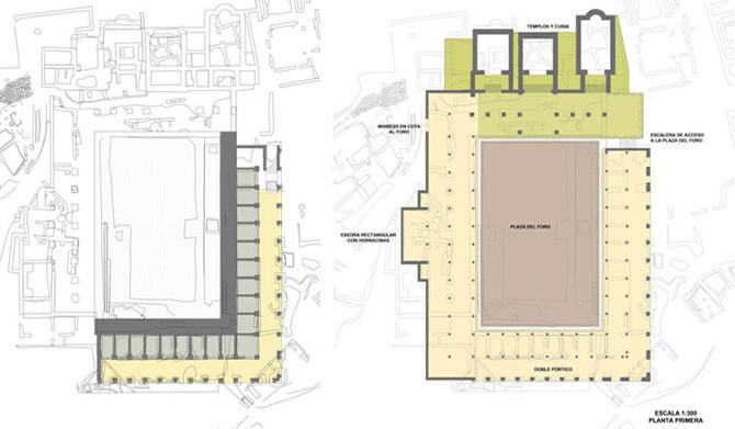 Arquitectura romana en el paisaje oriental de cyl labpap - Universidad arquitectura valladolid ...