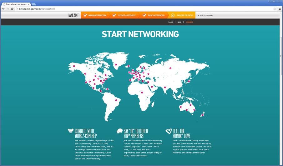 Zumba Instructor Network Stevele Personal Network
