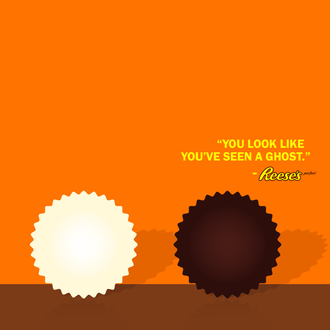 peanut butter cups Quotes